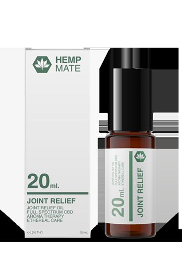 JointRelief - Hempmate - CBD Öl Für Mensch und Tier