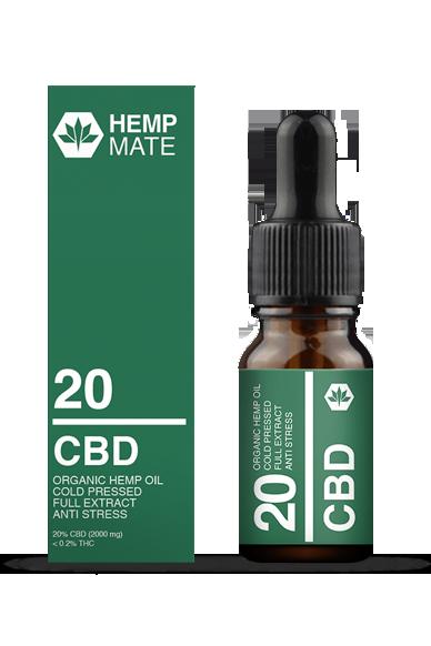 cbdo20 - Hempmate - CBD Öl Für Mensch und Tier