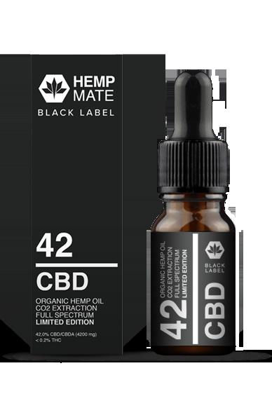 cbdo42 - Hempmate - CBD Öl Für Mensch und Tier