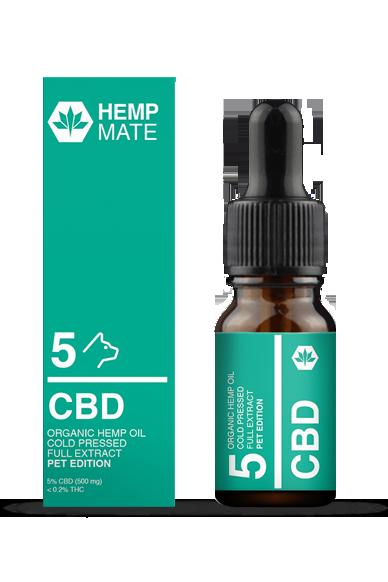 cbdpet - Hempmate - CBD Öl Für Mensch und Tier